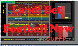 Программа Landi-Bet Football MyScore